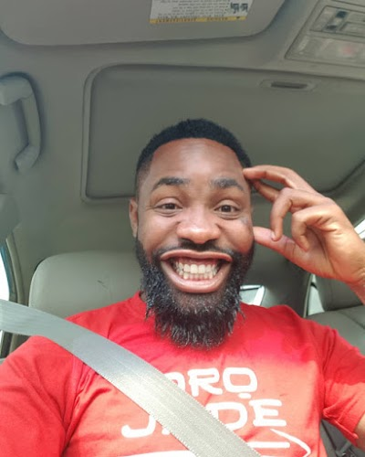 Popular Comic Official Arole Flaunts New Escalade Jeep