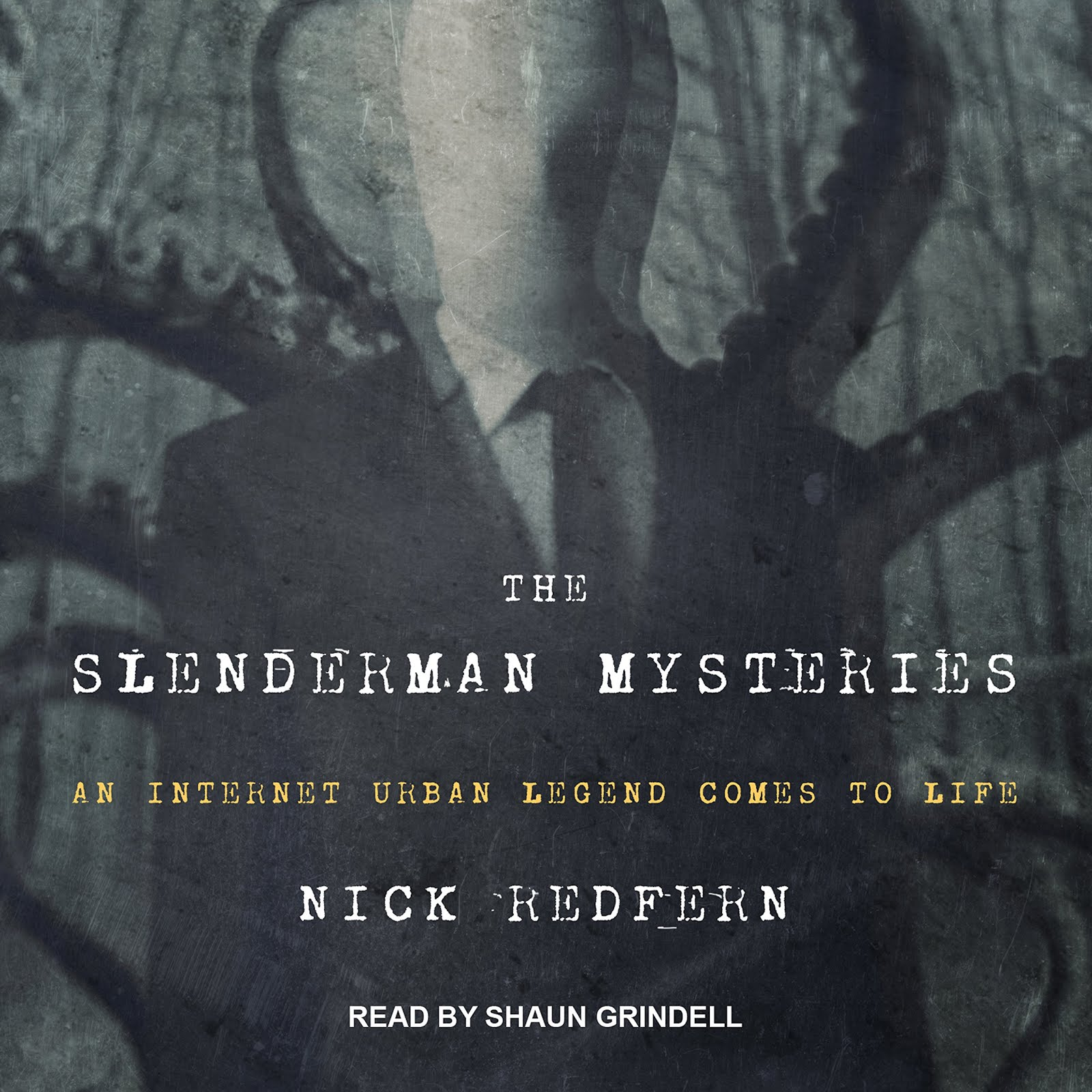 The Slenderman Mysteries, Audio CD Box-Set, 2018:
