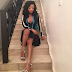 Wow! check out Media Personality Toke Makinwa in this photo...