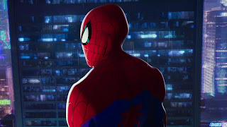 Spider-Man Into The Spider Verse Android Wallpaper