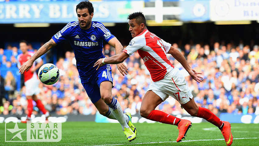 Prediksi Skor Arsenal vs Chelsea 24 September 2016