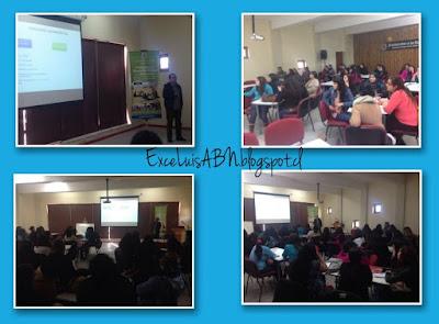 Charla ABN en la Universidad Austral de Chile.