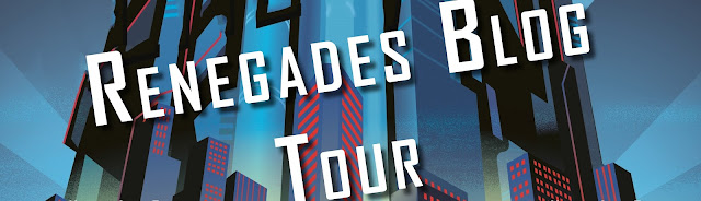 Renegades Blog Tour banner