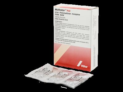 Maltofer®Fol Tablet Kunyah