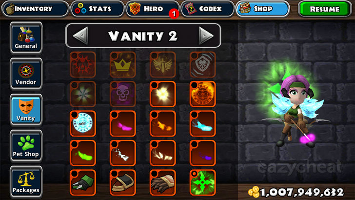 Dungeon Quest Cheats