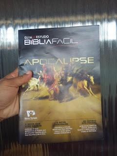 Livro Apocalipse (Guia de Estudo Bíblia Fácil)