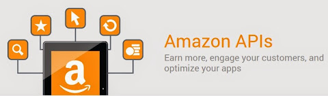 圖說;Amazon提供各種公開的API讓賣家與第三方服務公司進行資料串接,圖片來源: Amazon 網頁