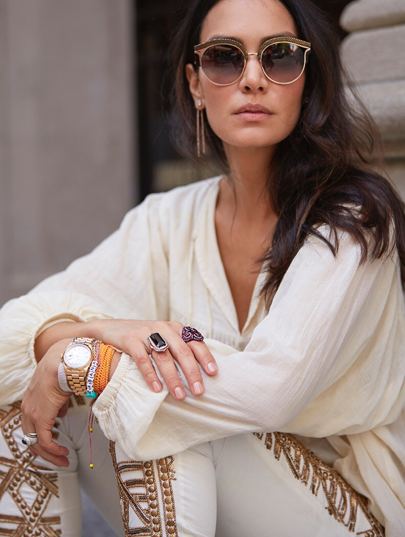 Boho Luxe Style