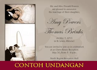 Kata Kata Untuk Undangan Pernikahan Kristen Tulisanviral Info