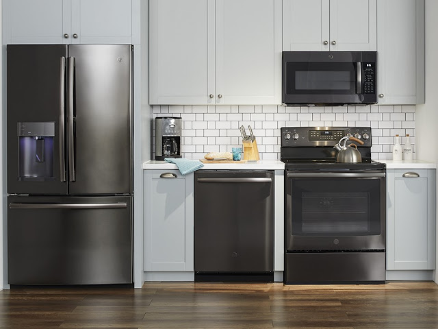GE Premium Finish Appliances