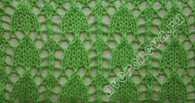 puntada tricot  patrones