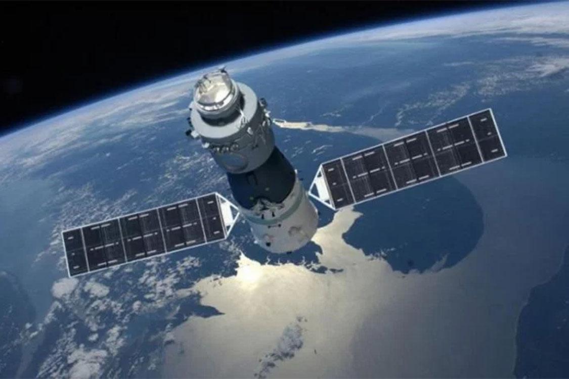 Suposta Estação Espacial Chinesa