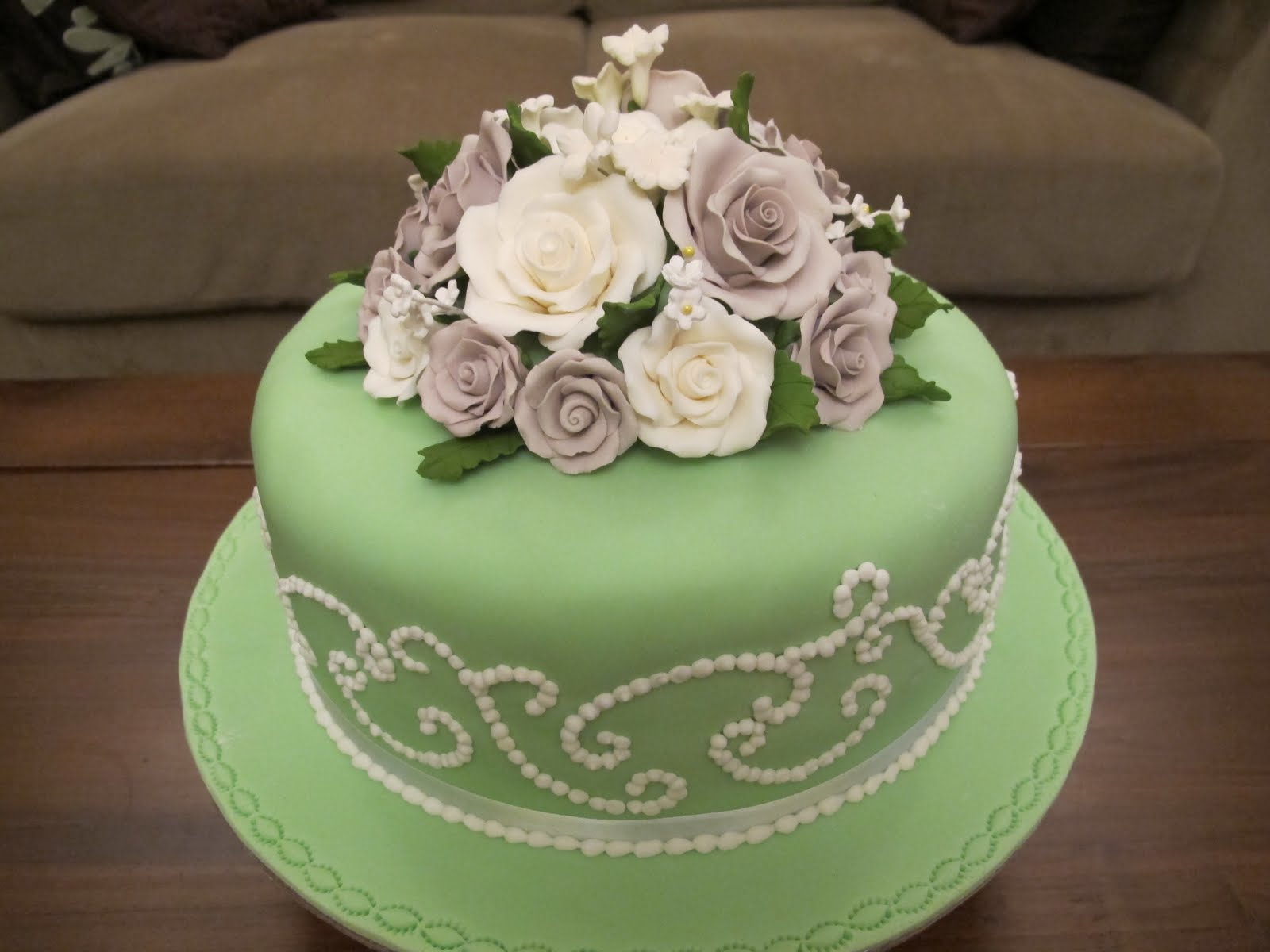 Happy Birthday Cake Manpreet