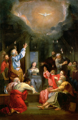 Imagem de Pentecostes, pintura, #2