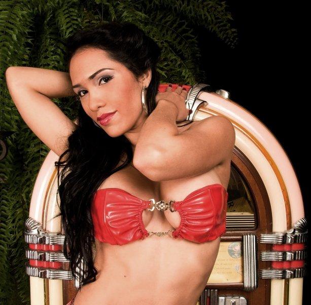 Johanna Gonzalez Celeste culioneros naked 194
