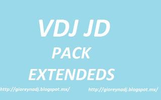VDJ JD Pack De Extended Vol.1 (Audio) Ojo Mp3