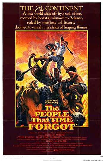 The People That Time Forgot [1977] [DVDR] [NTSC] [Subtitulado]