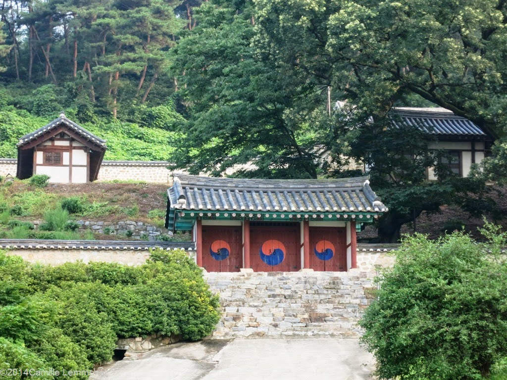 Monastry near Songtan, South Korea
