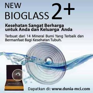 BioGlass 2+ dari www.dunia-mci.com