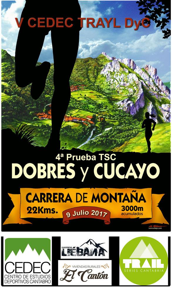 V CEDEC TRAIL DOBRES Y CUCAYO