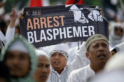 Islam blasphemy