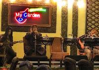 My Garden Music Lounge Singer Yangon