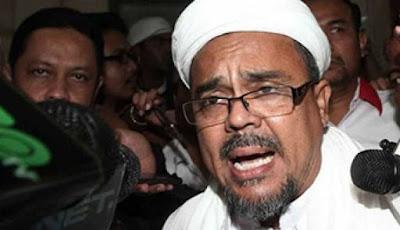 Habib Rizieq: Para Alim Ulama Diancam