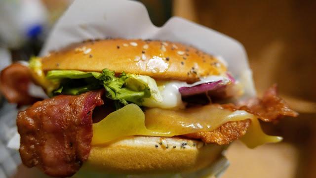 Burgerii Maestro de la McDonald's: Glorious Chicken
