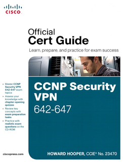 Télécharger gratuitement le livre [ CCNP Security VPN ]