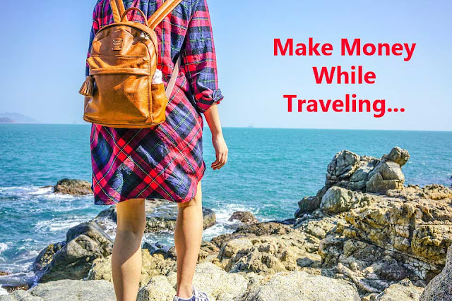 These 5 High Paying Jobs That Pay You For Your Travel Too !