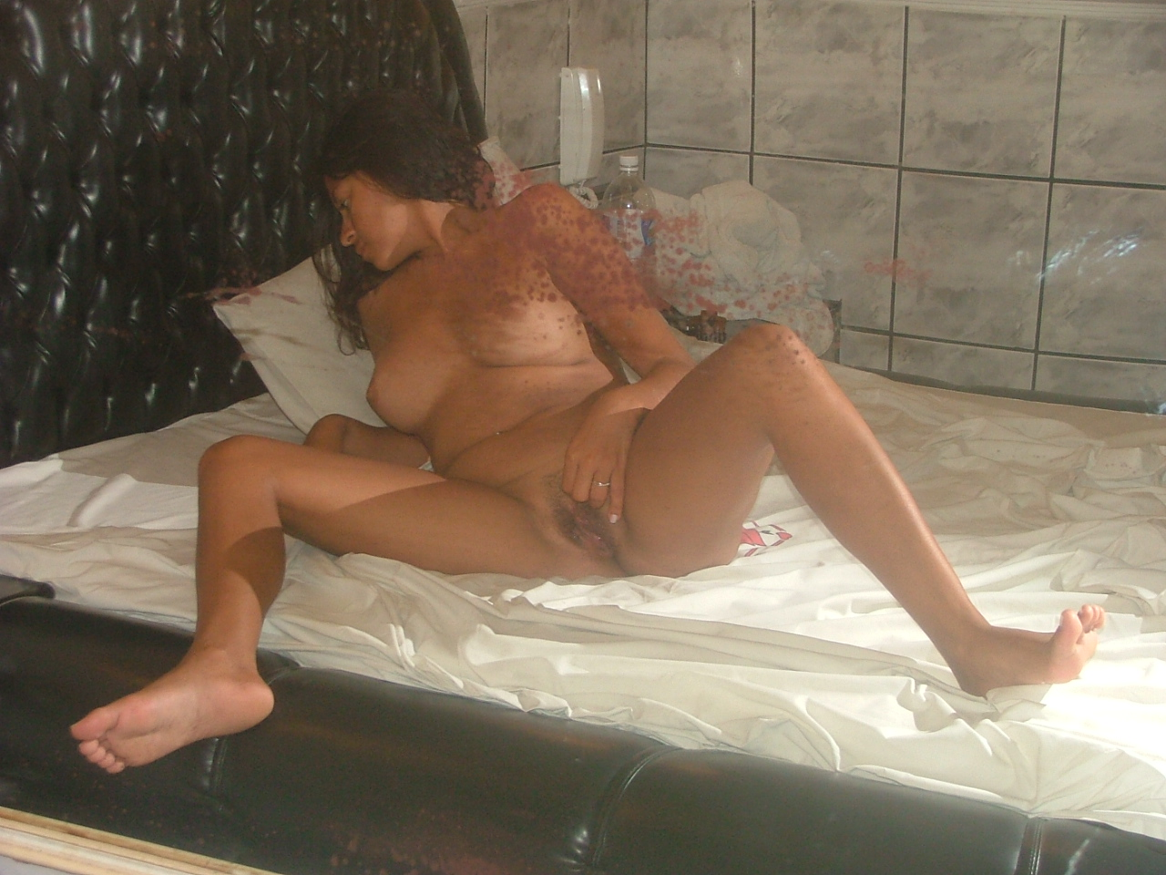 Sexy Amateur Latina Wife Having Some Fun  Sexmenuorg