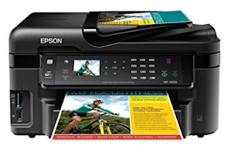 Epson WF-3520 Download Treiber Windows Und Mac