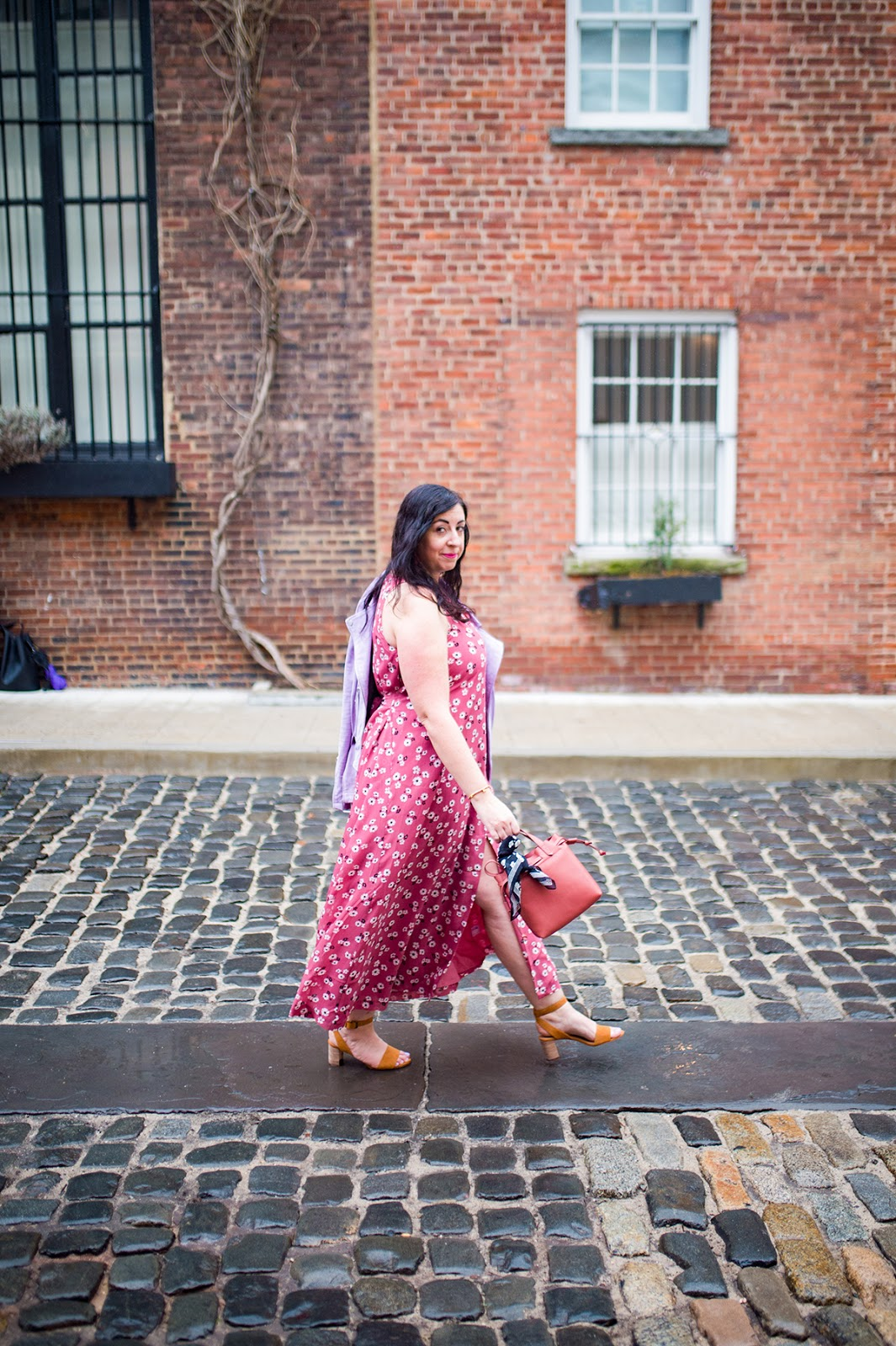 OOTD: Making my way with Madewell :: Effortlessly with Roxy