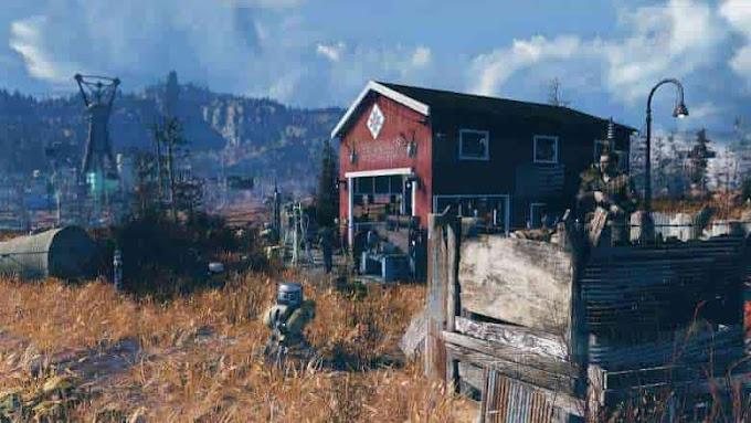 Где найти болты в Fallout 76