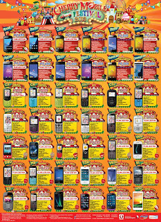 Cherry Mobile Festival Sale 2013 Phones and Prices