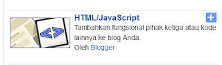 Widget HTML