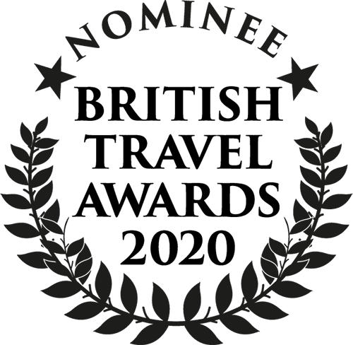 Nominee in British Travel Awards 2020