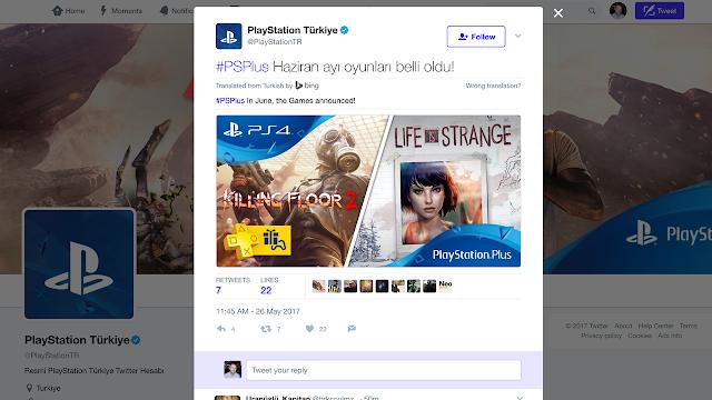 Se confirman Life is Strange y Killing Floor 2 para PlayStation+ de junio