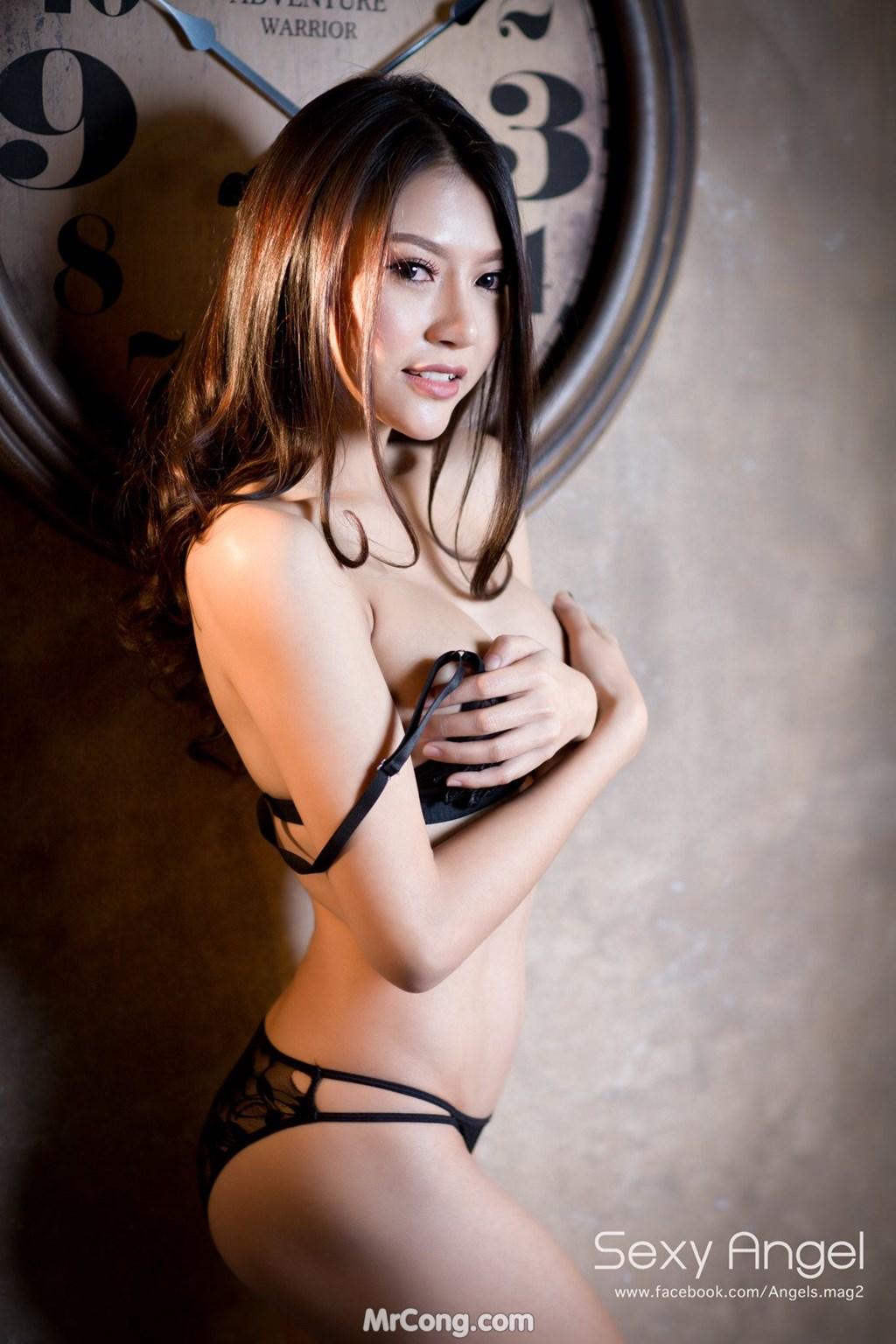 Image Thai-Model-No.484-Nirada-Guernongkun-MrCong.com-004 in post Thai Model No.484: Người mẫu Nirada Guernongkun (44 ảnh)