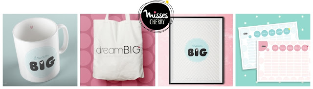 Freebie Serie Dream Big
