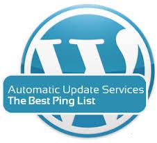 Danh Sách Ping List cho Wordpress Blog