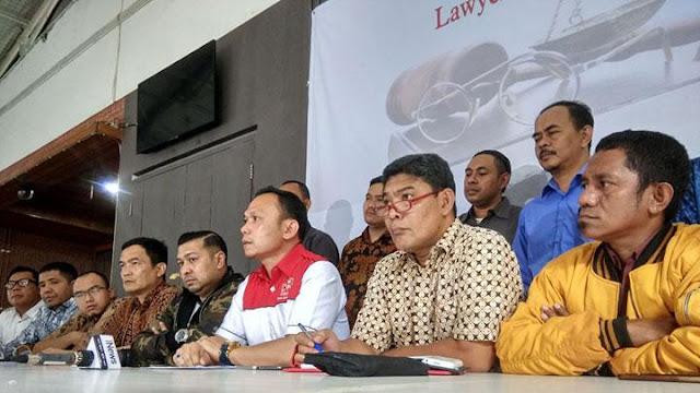 Sejumlah Advokat Minta KPK Berterima Kasih pada Fredrich Yunadi