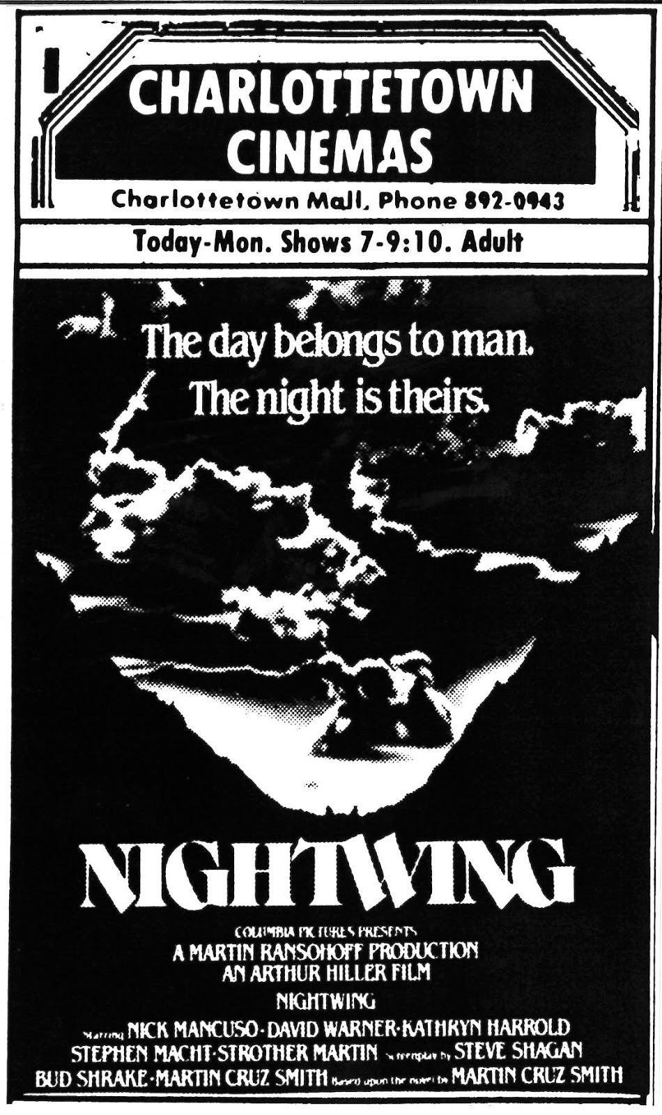Bloody Terror Newspaper Movie Ads 1979 1981