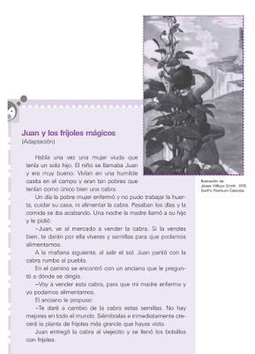 Juan y los frijoles mágicos PDF