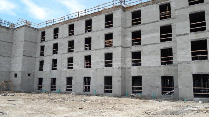 Construction Update, Fairfield Inn & Suites, Viera, FL