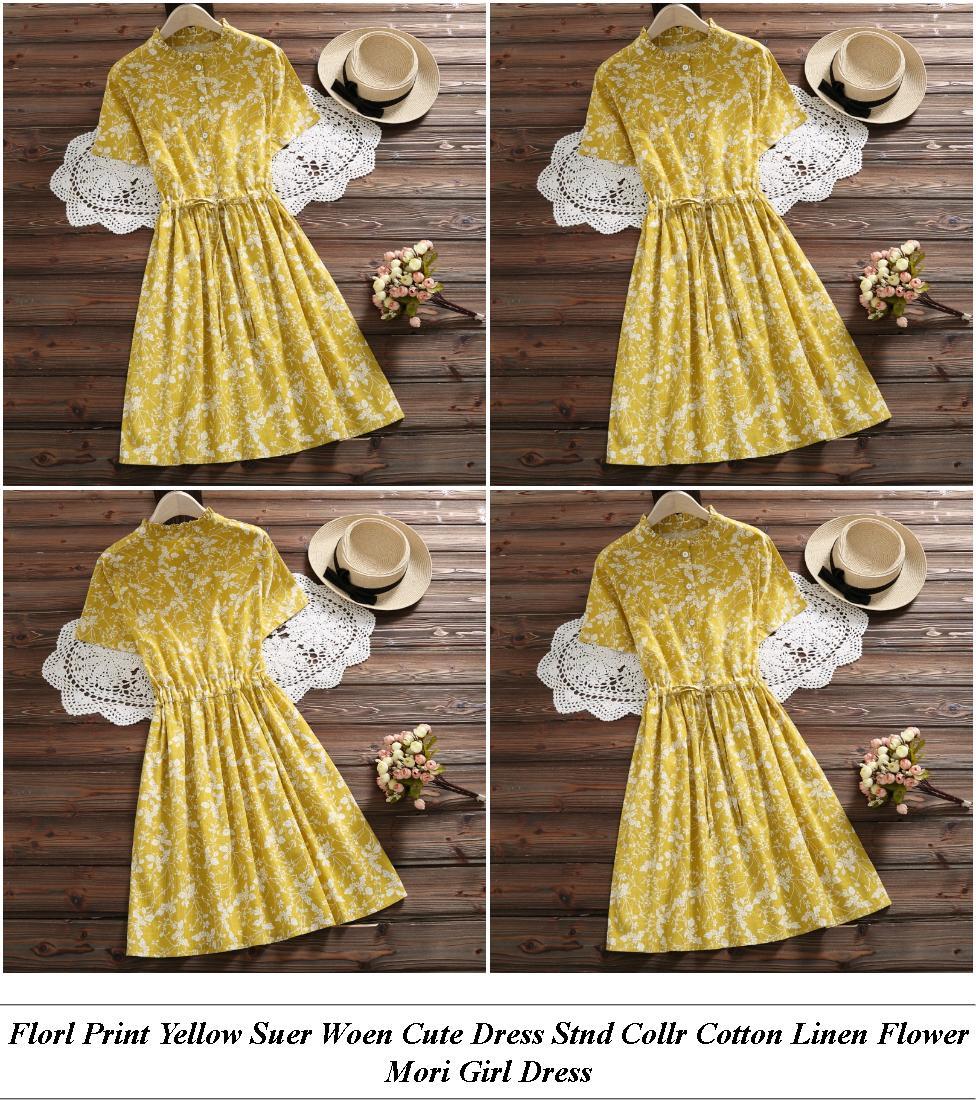 Lack Wrap Dress Linen - Summer Clearance Sale On Rands - Fashion Stores Online Uk