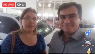 Prefeito de Picuí e Secretária Keiles recebem em João Pessoa Kit para o Conselho Tutelar