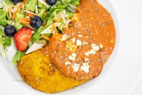 Tomato Sauce with Feta Cheese