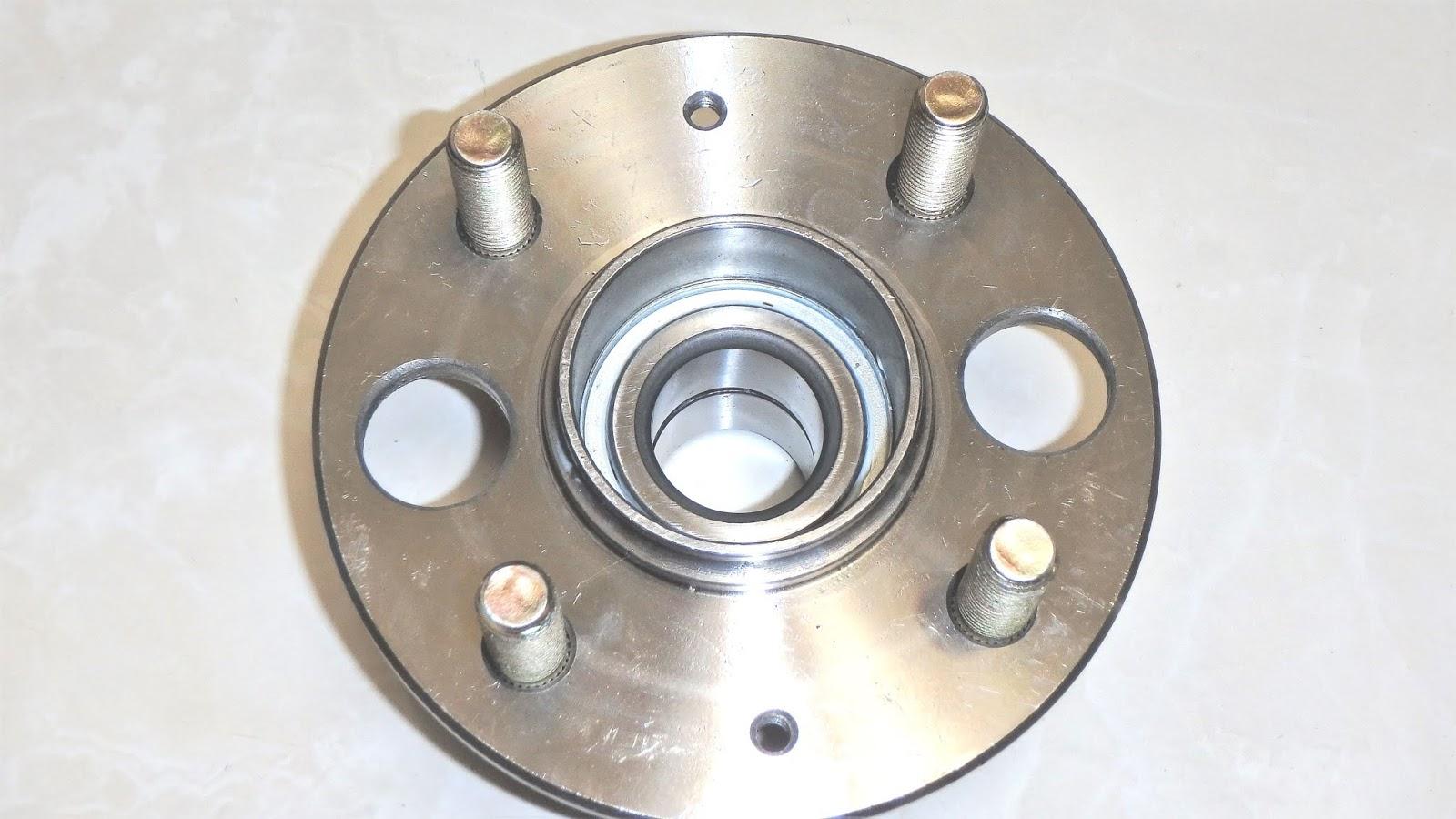 Wheel Bearing Sound >> Wheel Hub Bearing Car Rear Wheel How To Remove