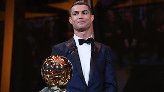 Spotlight :  Ronaldo Wins Fifth Ballon d'Or award